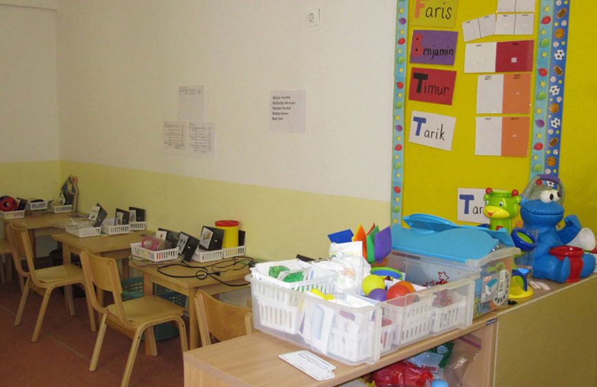 Sarajevo Autism Classroom, 2009